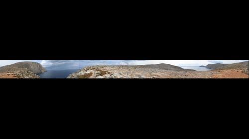 Dia Island Panorama