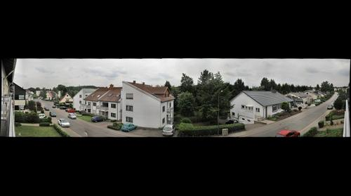Volkerstal in Neunkirchen, Saarland, Germany