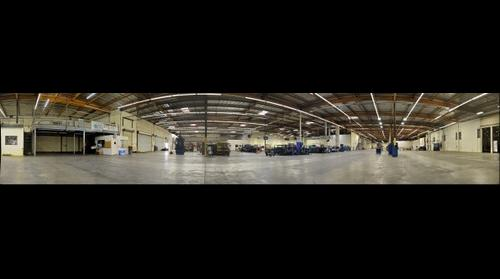 Warehouse Pano