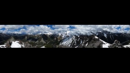 Wasootch Ridge Summit