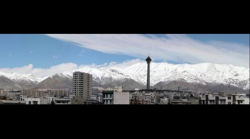 North Tehran View
