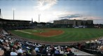 Greenville Drive Baseball Game #1