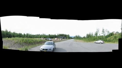 Creekside Lot 10 Wasilla Alaska South View