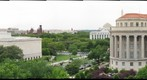 National Gallery of Art, West Building, Seen From the Newseum Terrace