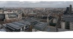 360-degree Panorama of London from the top of Saint Paul's