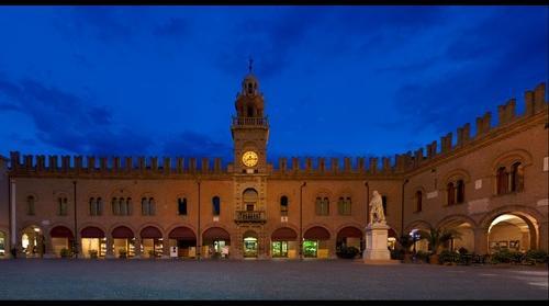 Piazza del Guercino (Cento FE)