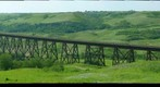 Fabyan Trestle, Battle River valley, Alberta