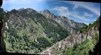 Big Cottonwood Canyon summer day