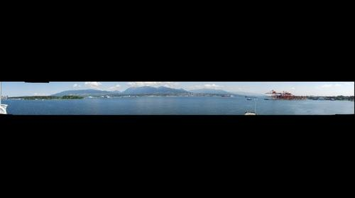 Burrard Inlet, Vancouver