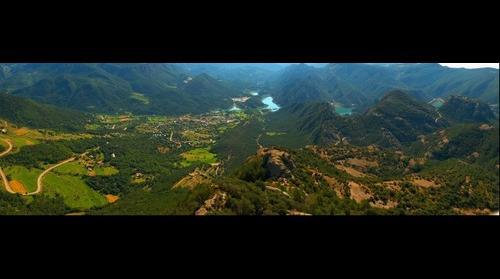 La Vall de Lord, Solsonès, Catalunya, Spain