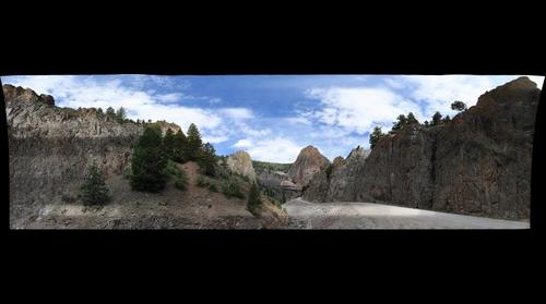 Mine just North of Creede,Colorado