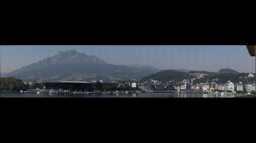 Luzern and Pilatus