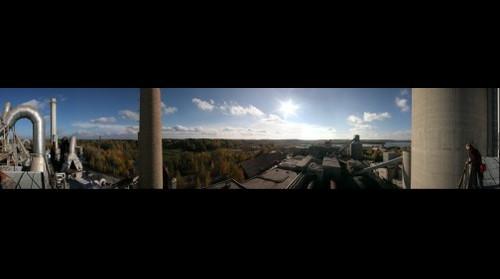 Kalkkipetteri limestone factory, Finland