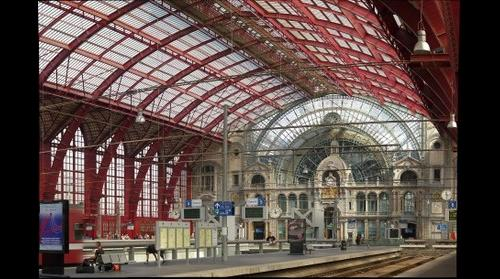 Central station Antwerpen