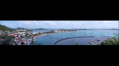 St Martin, Marigot