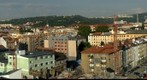 Panorama from Catedral st. Peter and Paul (Brno, CZ) - south-west direction