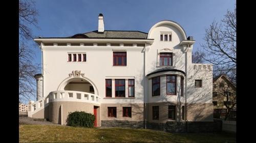 Enkefru Devolds villa