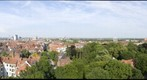Panorama vom Kirchturm in Hannover Linden
