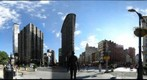 Flatiron District New York City - Event Horizon Tribute