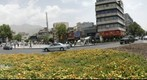 Tajrish Square, North of Tehran, Iran (2)