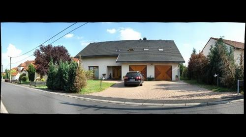 Markus' home at Woustviller, France