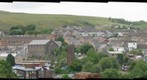 Tredegar - View of town from the Georgetown area