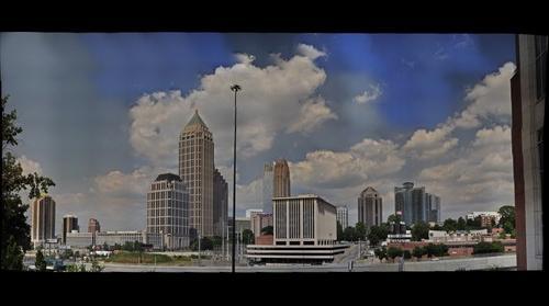 NE Atlanta Skyline