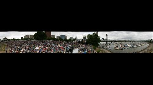 Blues Festival 360 Degree Tour