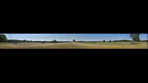 Henry House Hill - Bull Run (Manassas) Battlefield
