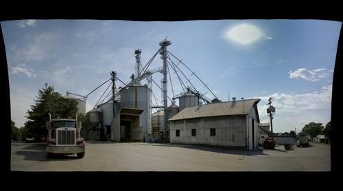 Mt. Pleasant Elevator, Hostetter Grain, Walkersville, MD