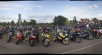 Bike Night in Ludgershall, Bucks