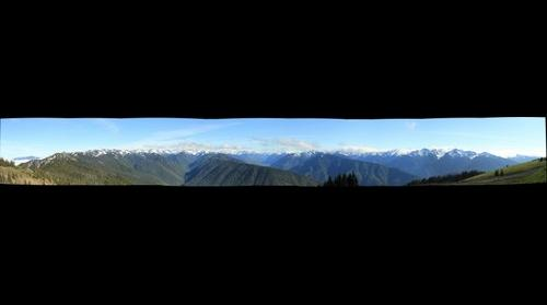Hurricane Ridge Pan Number 4
