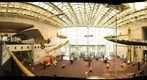Smithsonian National Air and Space Museum entrance atrium