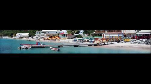 Grand-Case, St. Martin island FWI