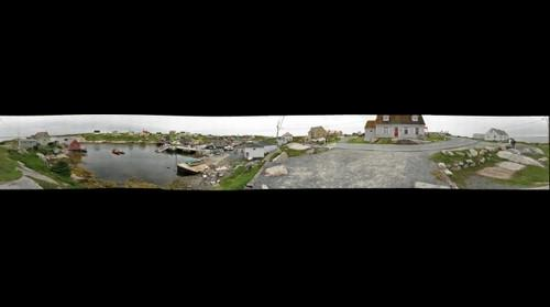 Peggys Cove Village (4 Gigapixel)