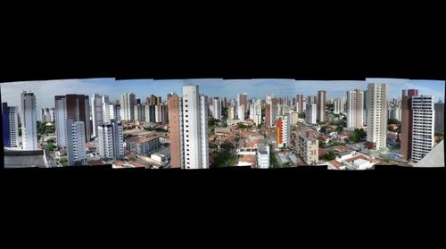 Vista do prédio em Fortaleza