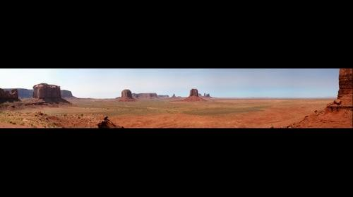 Monument Valley - Artist View
