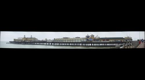 Hastings Pier East Side