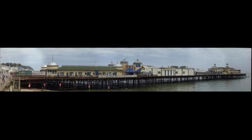 Hastings Pier West Side