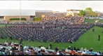 Naperville North High School 2008 Graduation, Naperville, IL, USA