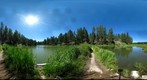 Bend, OR, A pond by the Deschutes River 360