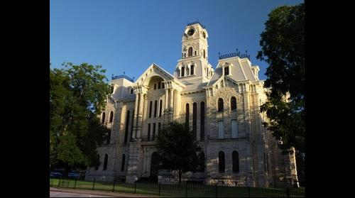 Hillsboro Courthouse