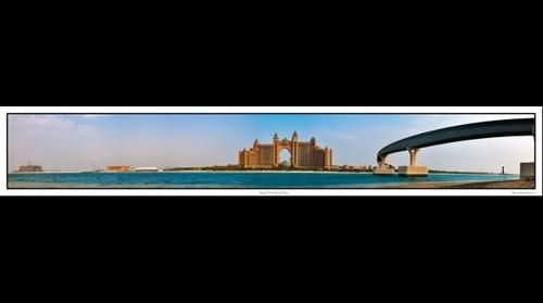 Atlantis Hotel in The Palm Jumeirah, Dubai