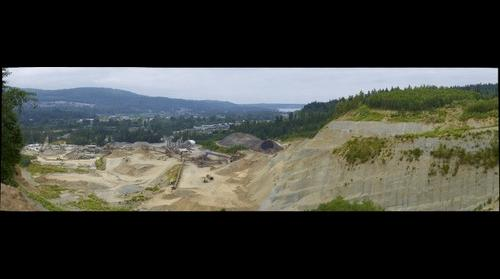 Lakeside Gravel Pit, Issaquah, WA 98027 (July 18, 2010)