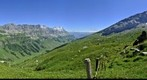 From the Klausen pass to the Fiseten pass