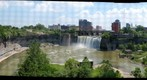 Rochester's High Falls in the Summer
