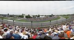 2008 Indianapolis 500, Lap 38 (roughly), Grandstand View at Turn 2