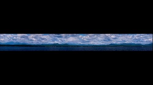 Lake Champlain (Adirondack View)