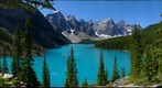 Moraine Lake &amp; the Valley of the Ten Peaks