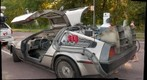 """Back to the Future"" car"